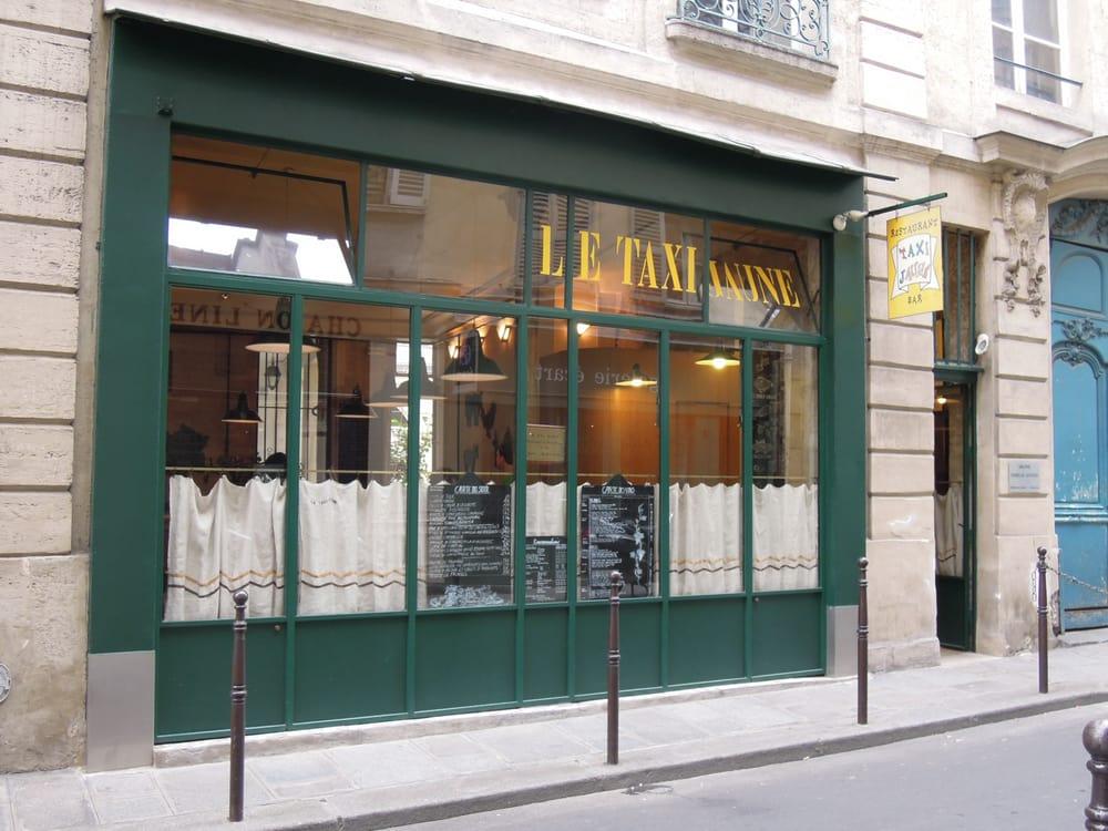 Le taxi jaune 13 photos 29 avis restaurant europ en for Restaurant le miroir rue des martyrs