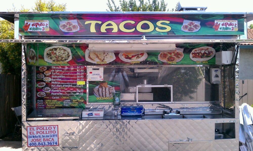 Taqueria El pollo Y El Pollito: 2044 Mckee Rd, San Jose, CA