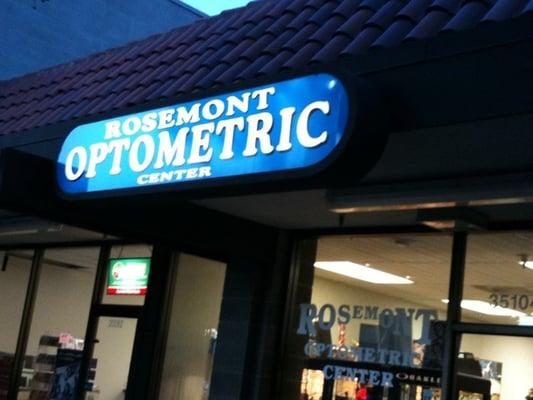 Rosemont Optometric Center 35104 Newark Blvd Newark, CA Optometrists ... 6d8cada30b02