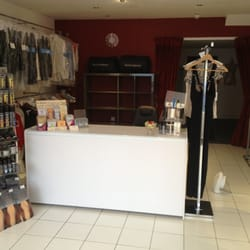 Photo Of Diba Dry Cleaners London United Kingdom Counter And Cleaning View