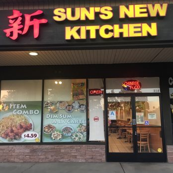 New Kitchen Chinese Food In West Covina