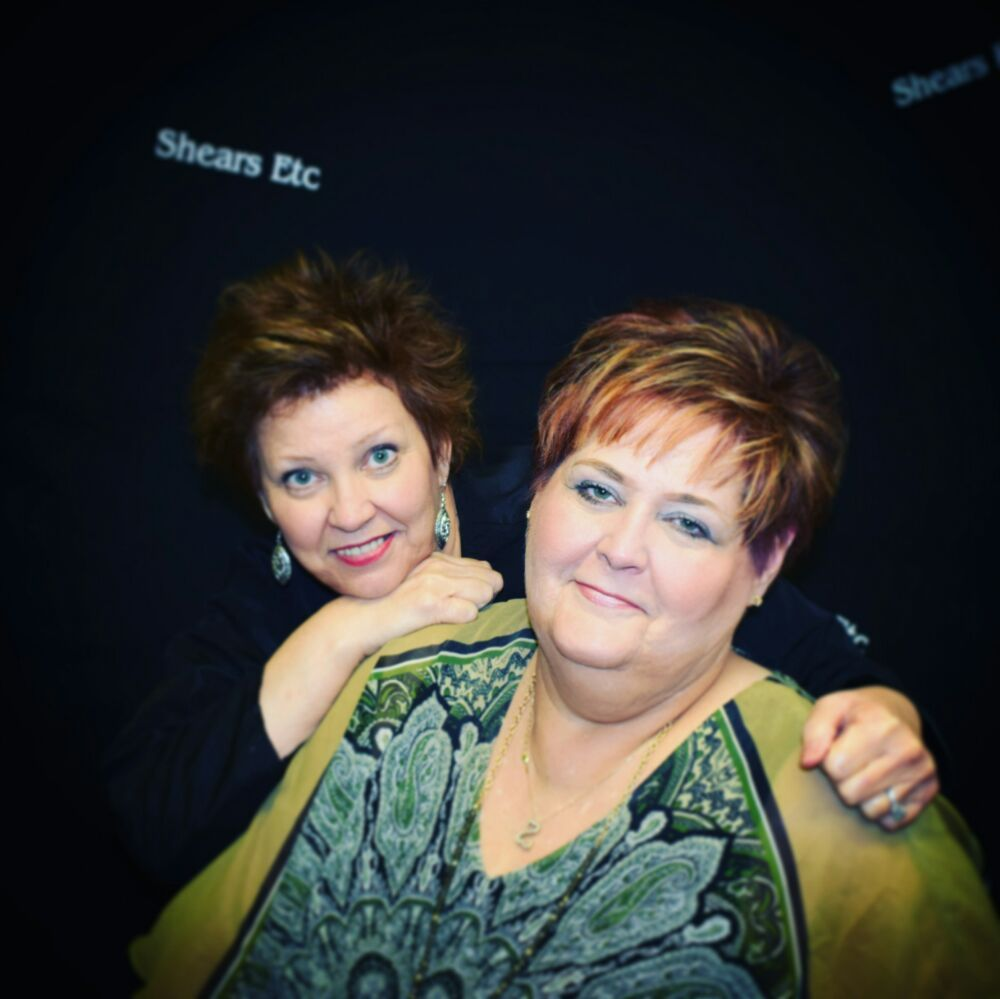 The Owner Sheri And Her Loyal Lovely Client Mary.
