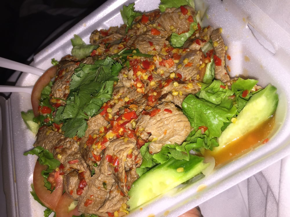 Kapow Thai Food
