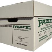 One Time Photo Of Pacific Records Management   Fresno, CA, United States.  Records Storage ...