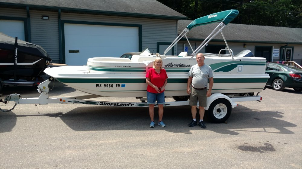 Watercraft Sales: 7453 Hwy X, Three Lakes, WI