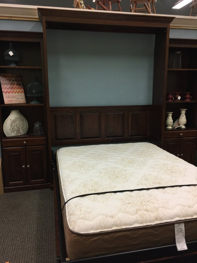 Regular Murphy Bed With Side Units Opened Yelp