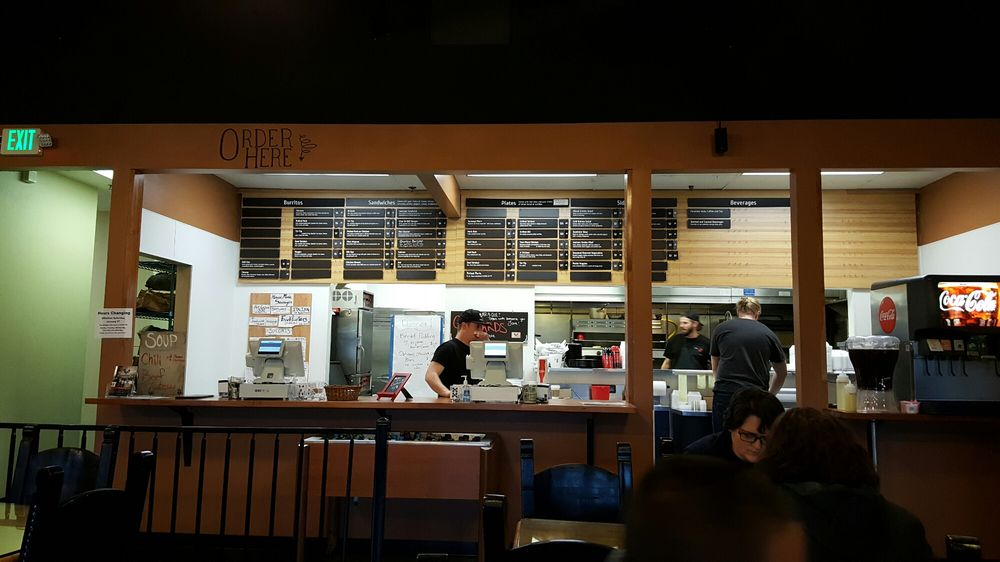 Butchers Kitchen Char B Que Reno : Great menu with burritos. - Yelp