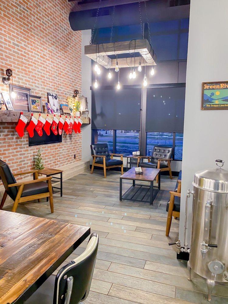 Social Spots from Smokey Row Coffee - Ankeny