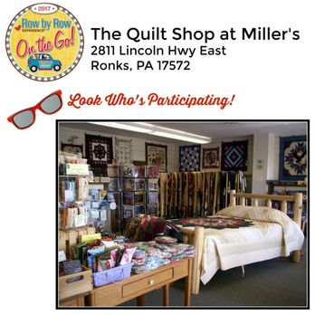 The Quilt Shop At Millers Home Decor 2811 Lincoln Hwy E Ronks