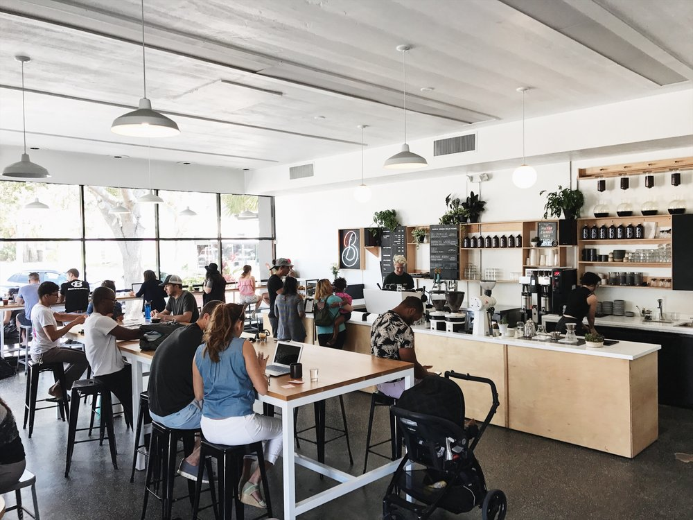 Bandit Coffee Co: 2662 Central Ave, Saint Petersburg, FL