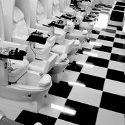 Photo Of Black White Salon And Nail Spa
