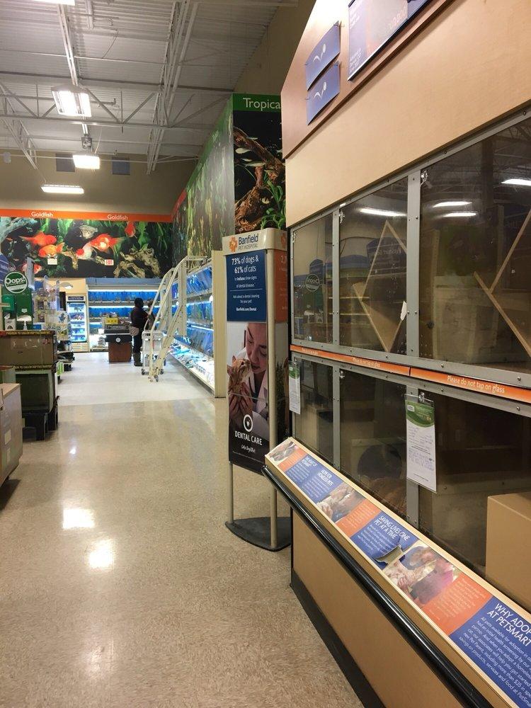 PetSmart: 17180 Mercantile Blvd, Noblesville, IN