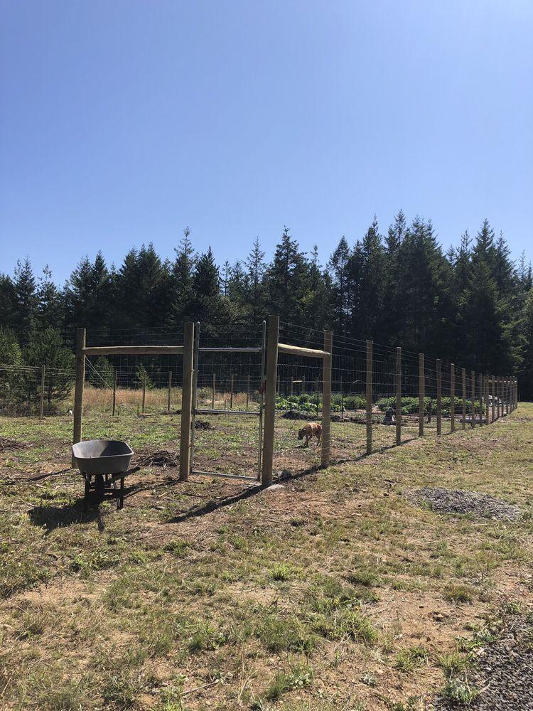 Puget Fence: 1598 SE Oregon St, Port Orchard, WA