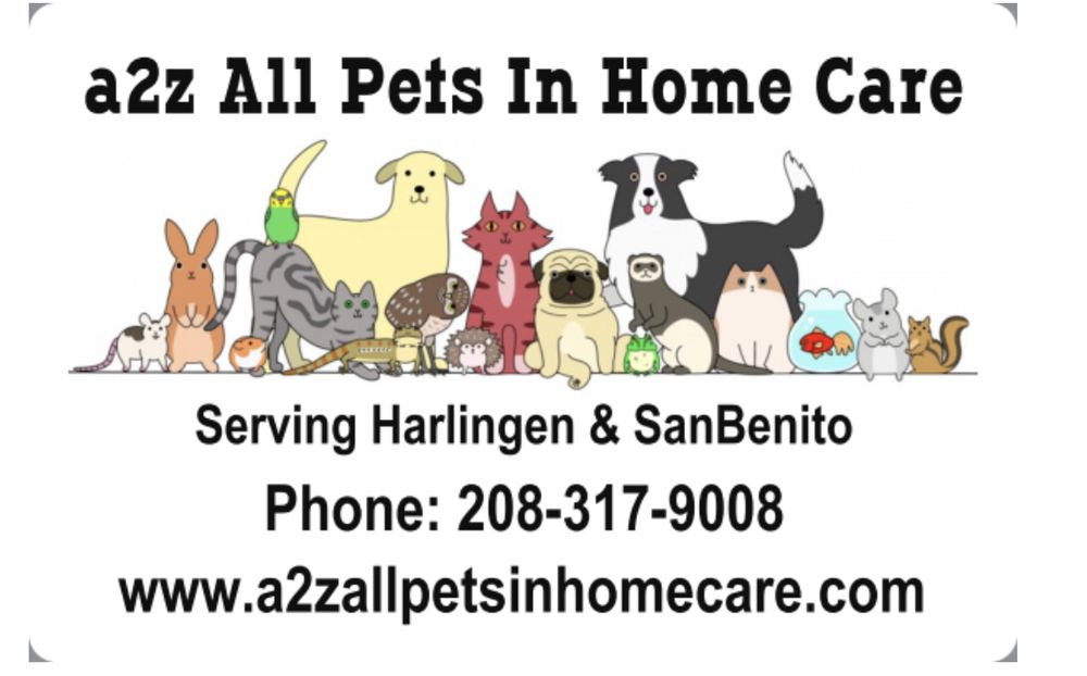 A2Z All Pets In Home Care: 1910 Mesquite St, Harlingen, TX
