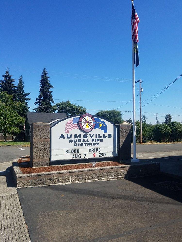 Aumsville Fire Dept: Aumsville, OR