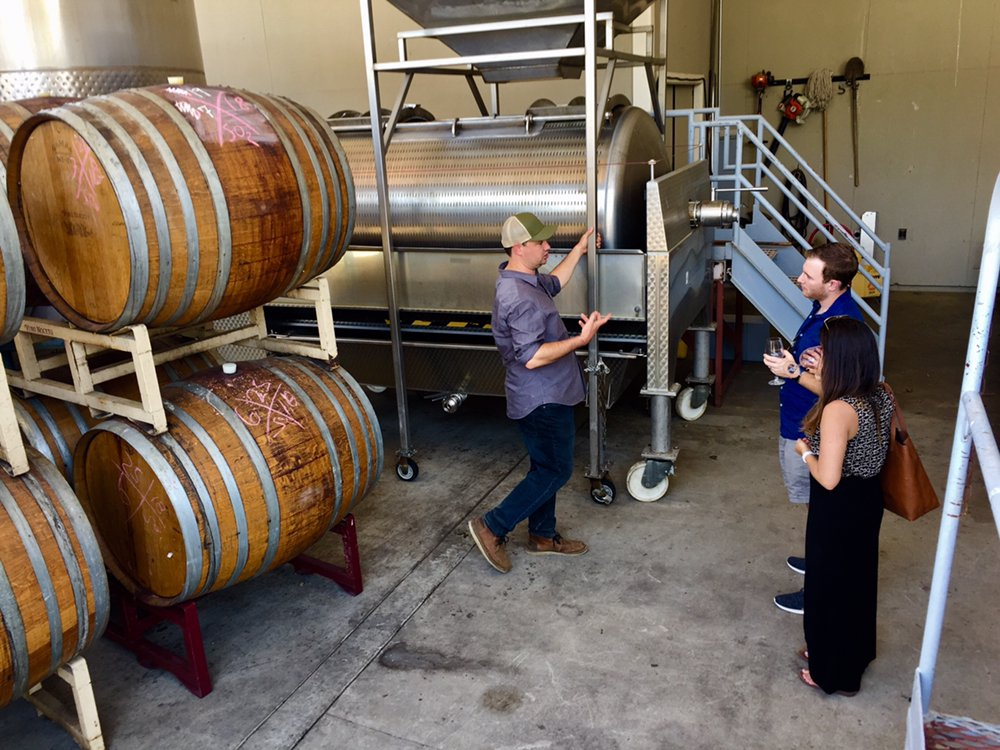 Amador Uncorked Wine Tours: Amador City, CA