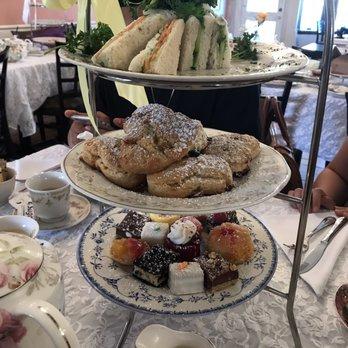 Tea Elle C Garden Cafe