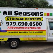 Full Photo Of All Seasons Storage Centers   College Station, TX, United  States.