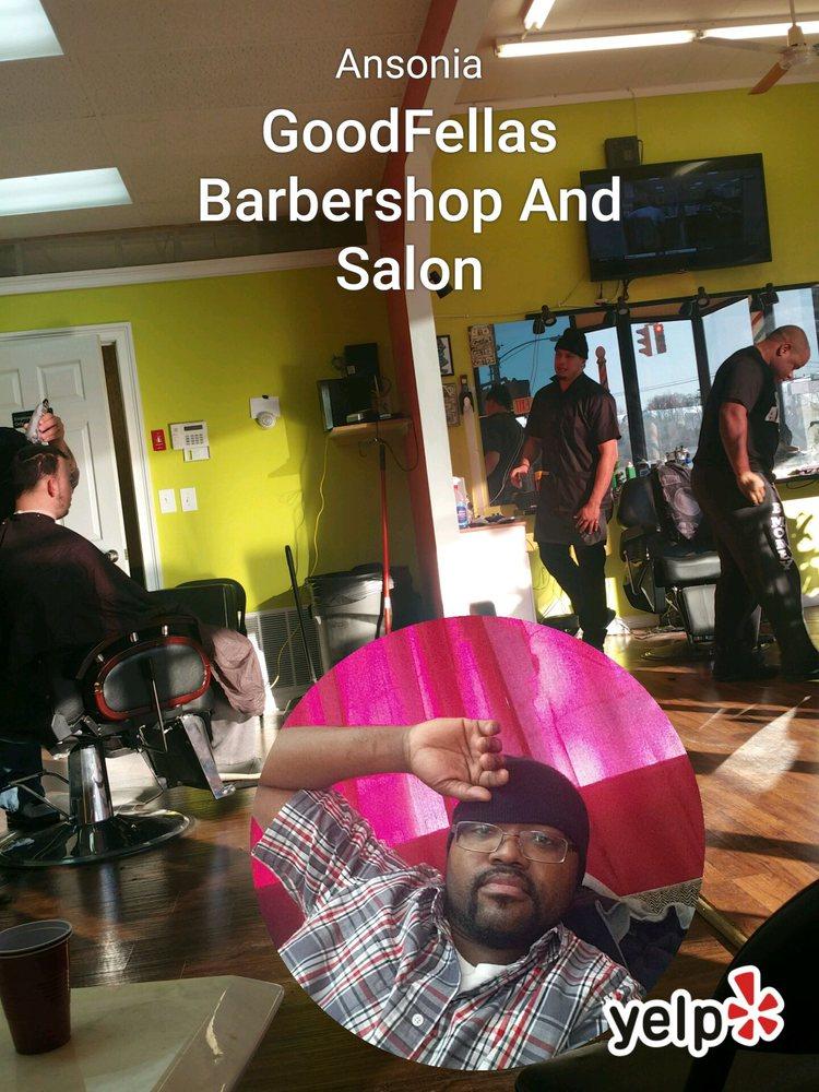 GoodFellas Barbershop And Salon: 293 Main St, Ansonia, CT