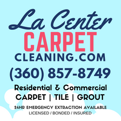 La Center Carpet Cleaning: La Center, WA