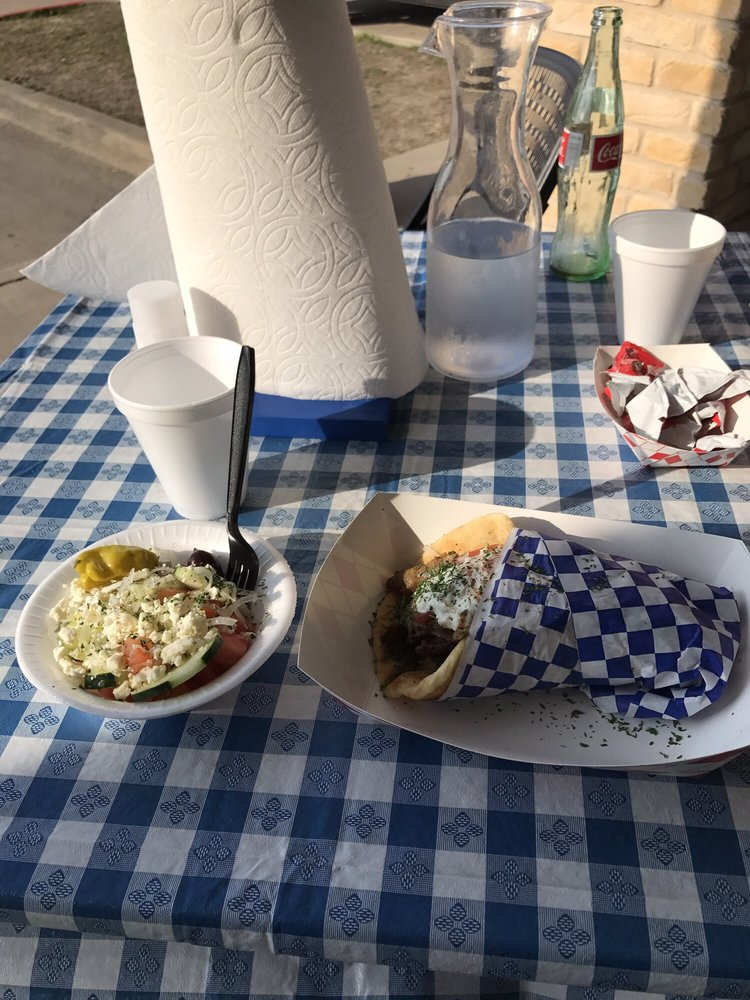 Yia Yia's House Of Gyros: 2435 Ridge Rd, Rockwall, TX