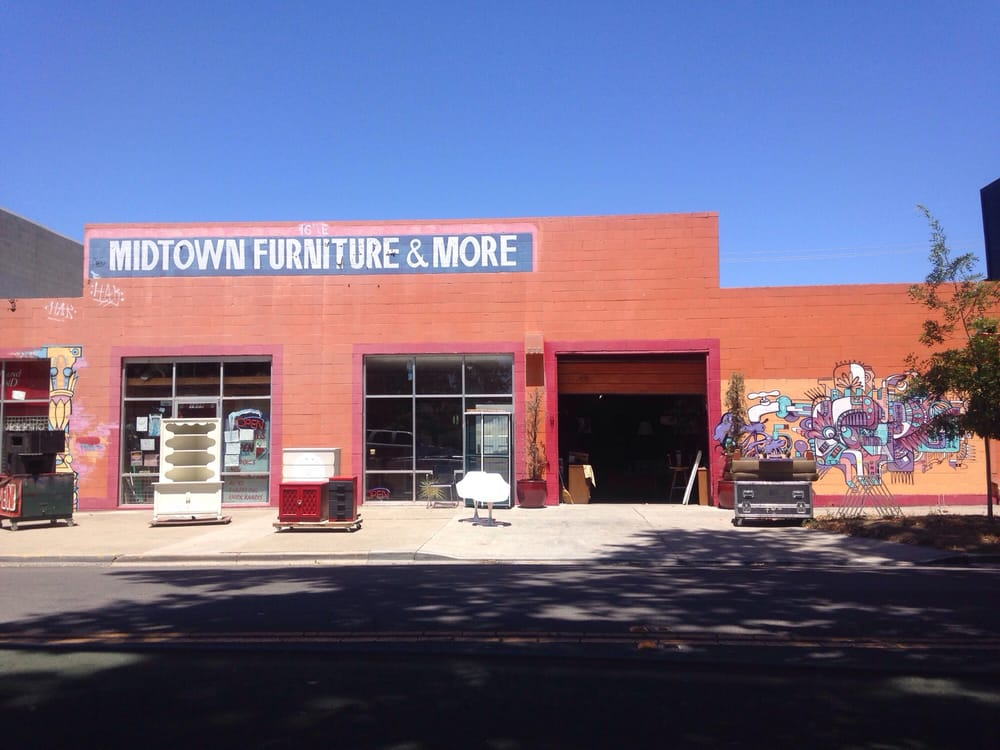 Midtown furniture more closed 15 reviews furniture for Furniture stores sacramento
