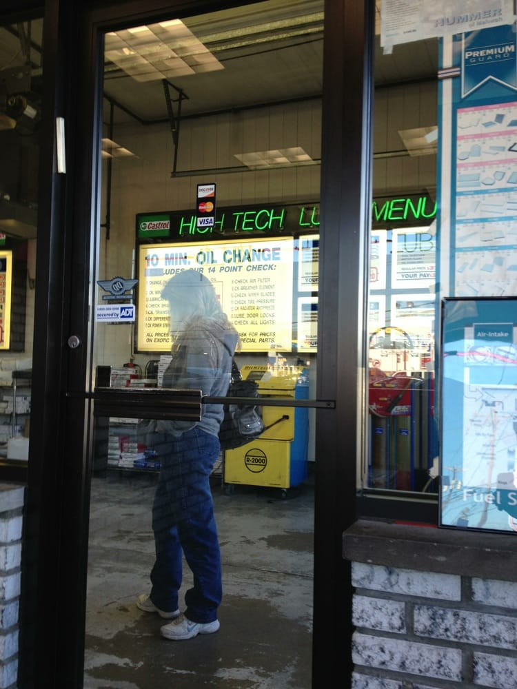 High tech lube garages 2450 jericho tpke new hyde for Honda oil change coupon ny
