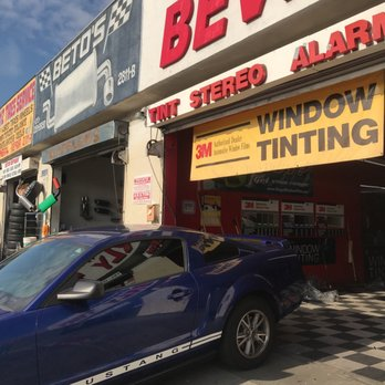 Beverly Tint & Auto Accessories - 342 Photos & 331 Reviews - Car ...