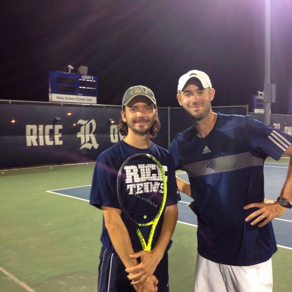Tennis Pro Joel