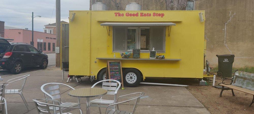 The Good Eats Stop: Columbus, TX