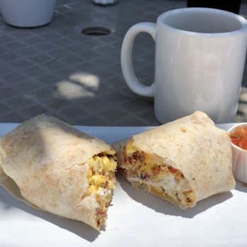 Huntington Beach Breakfast Burrito