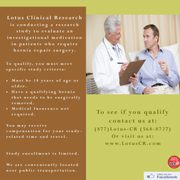 Lotus Clinical Research - 31 Photos & 41 Reviews - Medical