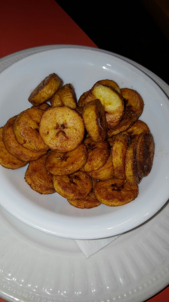 Free plantain cuz I got the trivia questions right - Yelp
