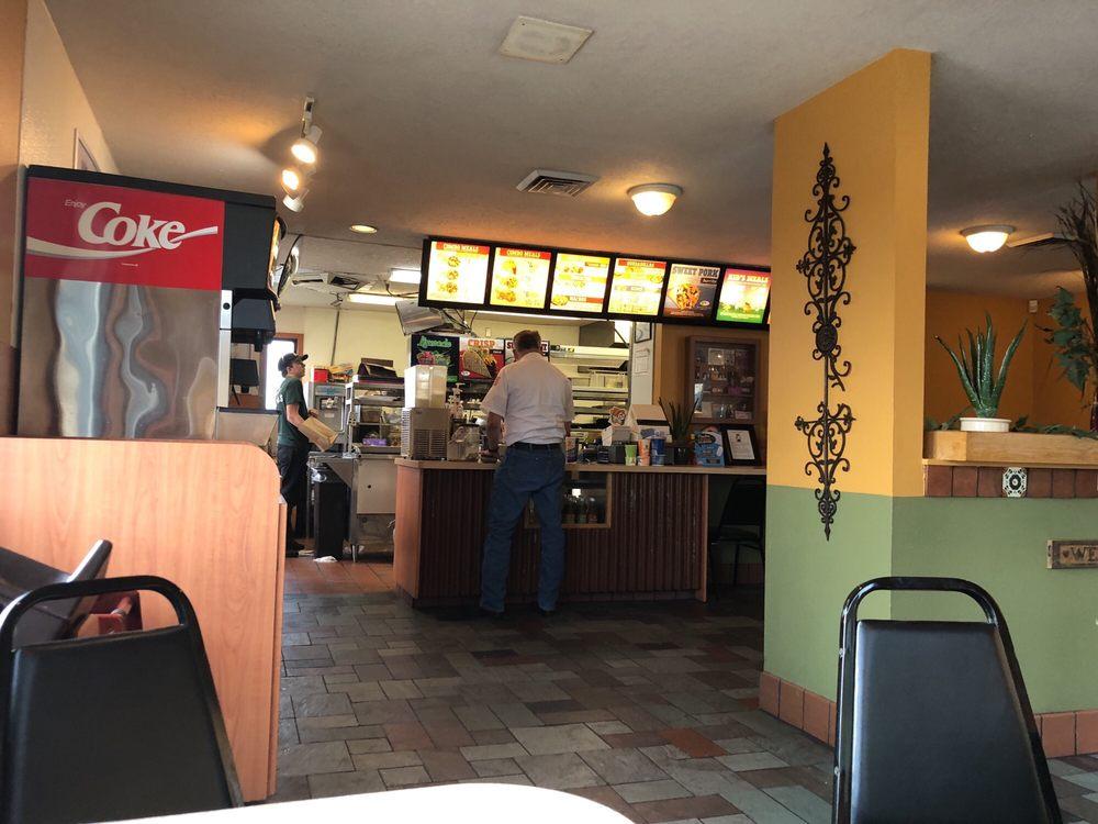 Taco Time: 1155 E State Rd, Nephi, UT