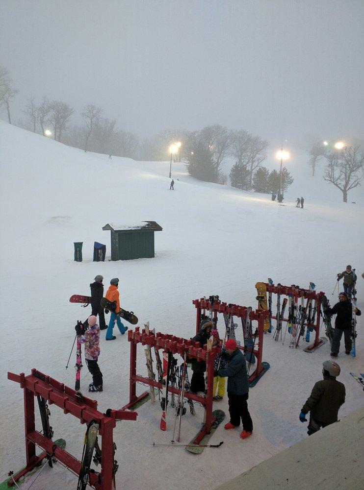 The Mountain Top Ski & Adventure Center at Grand Geneva: 7036 Grand Geneva Way, Lake Geneva, WI
