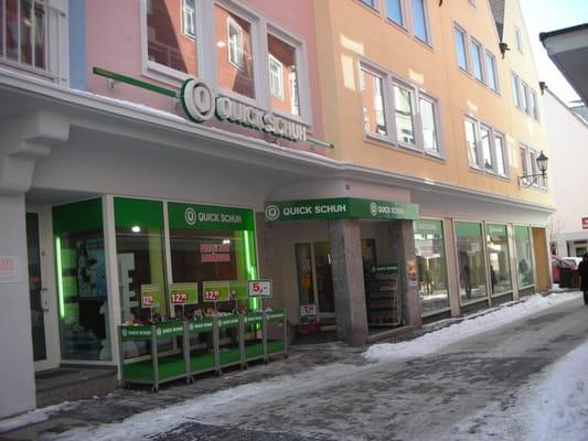 the best attitude 69307 24569 Quick Schuh - Shoe Stores - Furtgasse 1, Memmingen, Bayern ...