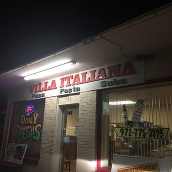 Italian Restaurants In Midlothian Tx