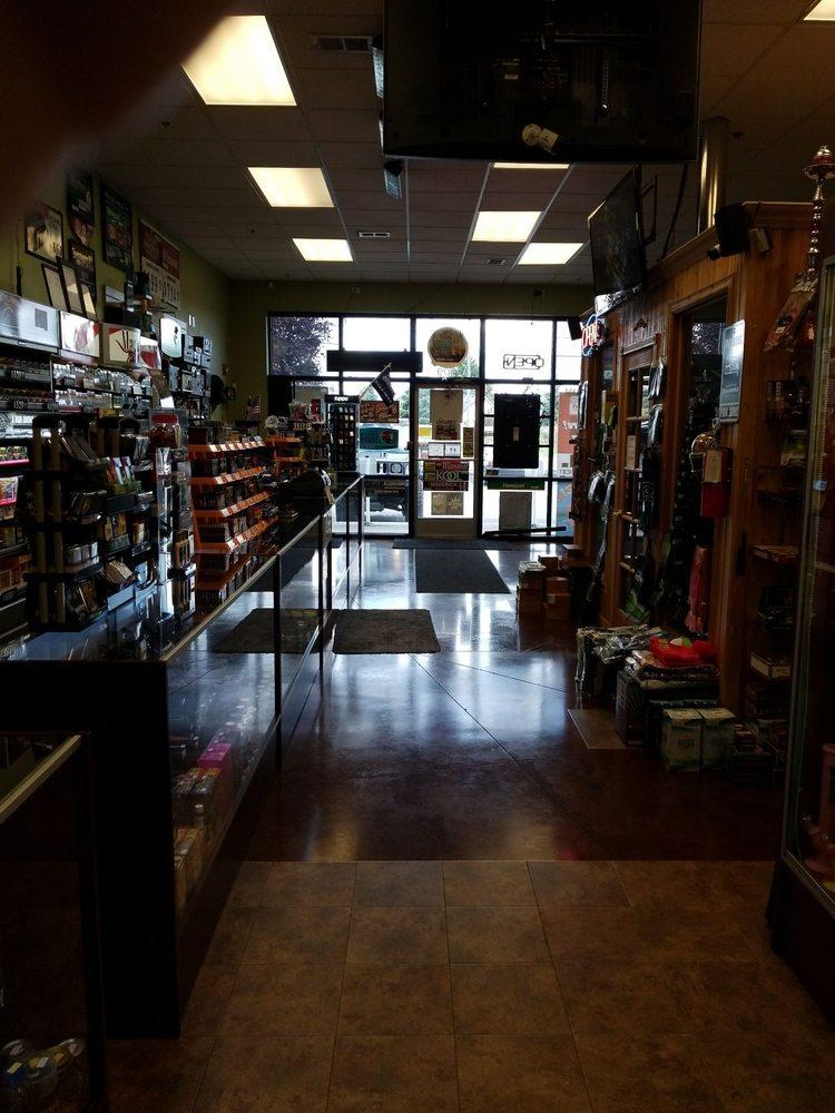 Cigar Zone: 18810 Meridian E, Puyallup, WA