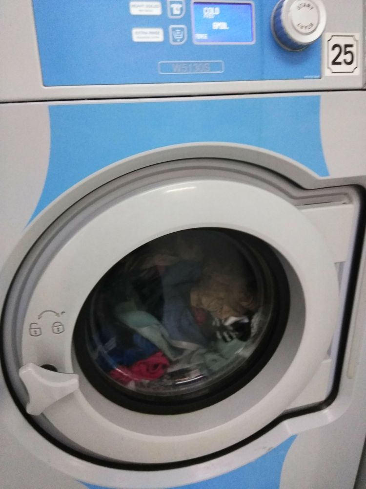 Sudsy's Coin Laundry