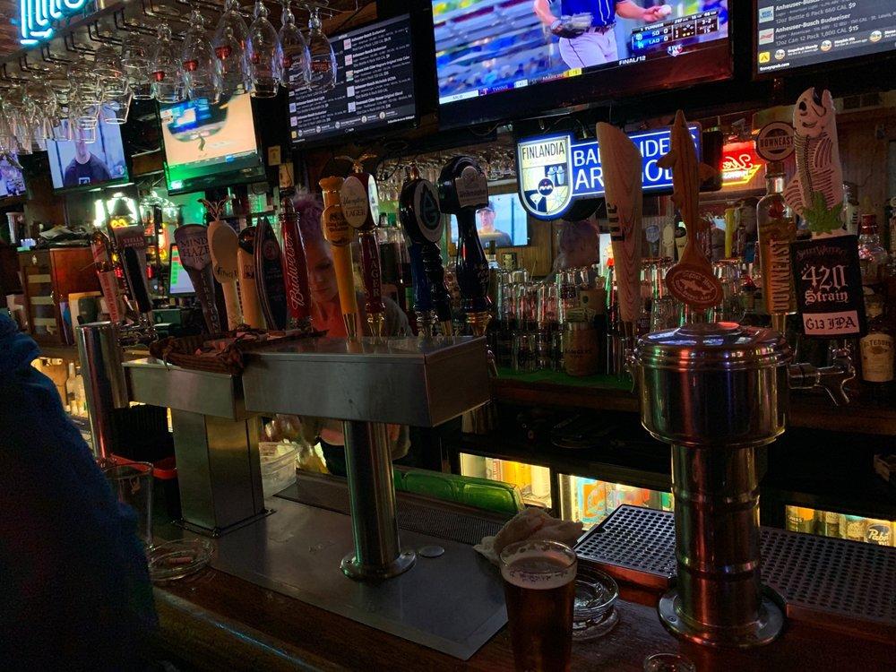 Social Spots from Finney's Pub