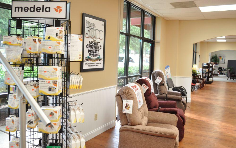Carolina's Home Medical Equipment: 901 Sam Newell Rd, Matthews, NC