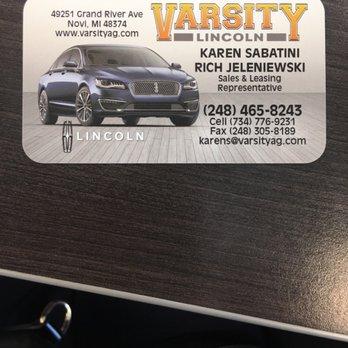 Varsity Lincoln - 26 Photos & 25 Reviews - Car Dealers - 49251 Grand