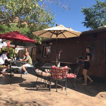 The Park House Cafe Springdale Ut