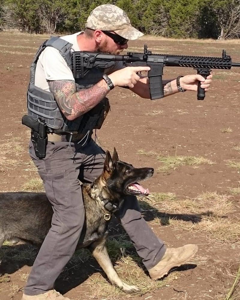 Krav K9 and Tactical: 235 County Rd 268, Bertram, TX