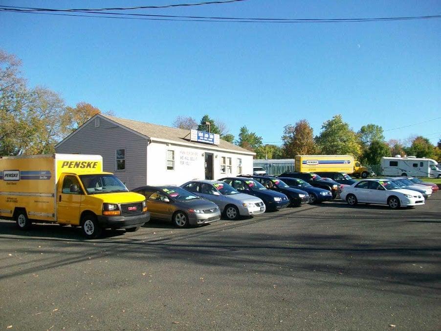Select Auto Sales Inc Car Dealers 1103 N Easton Rd