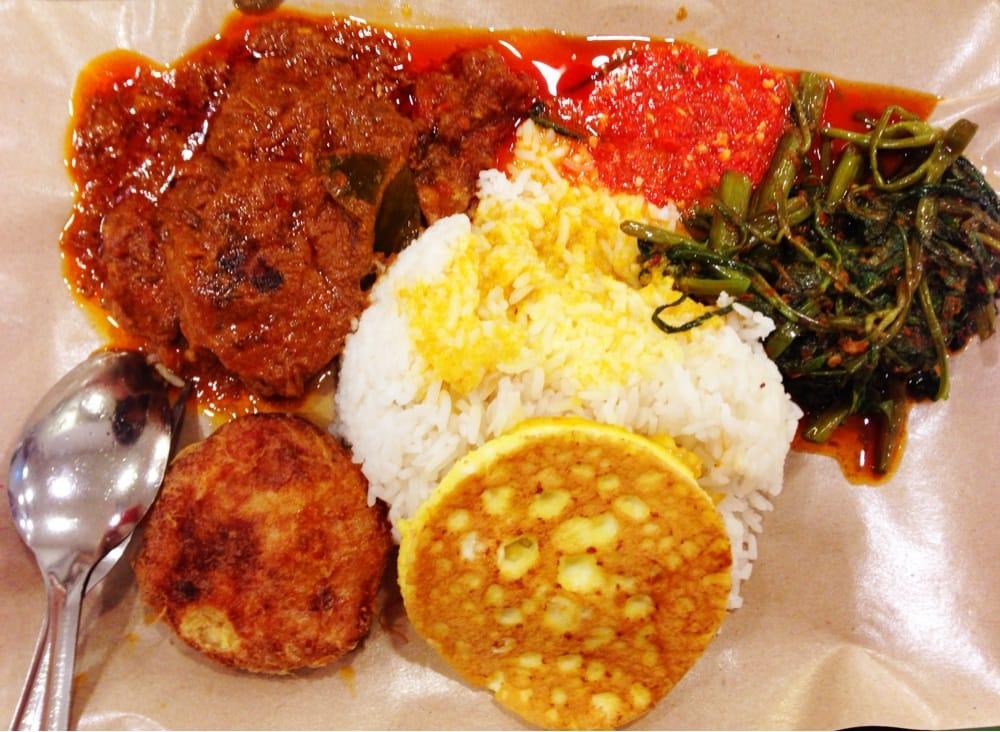 Punggol Nasi Padang Singapore