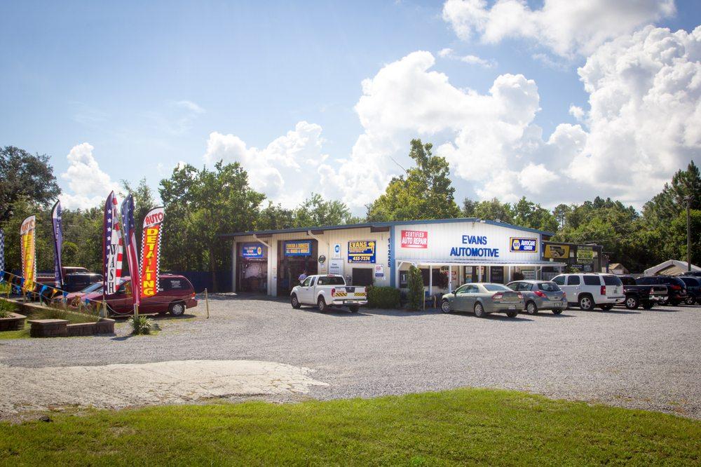 Evans Automotive Service Center: 11225 Lillian Hwy, Pensacola, FL