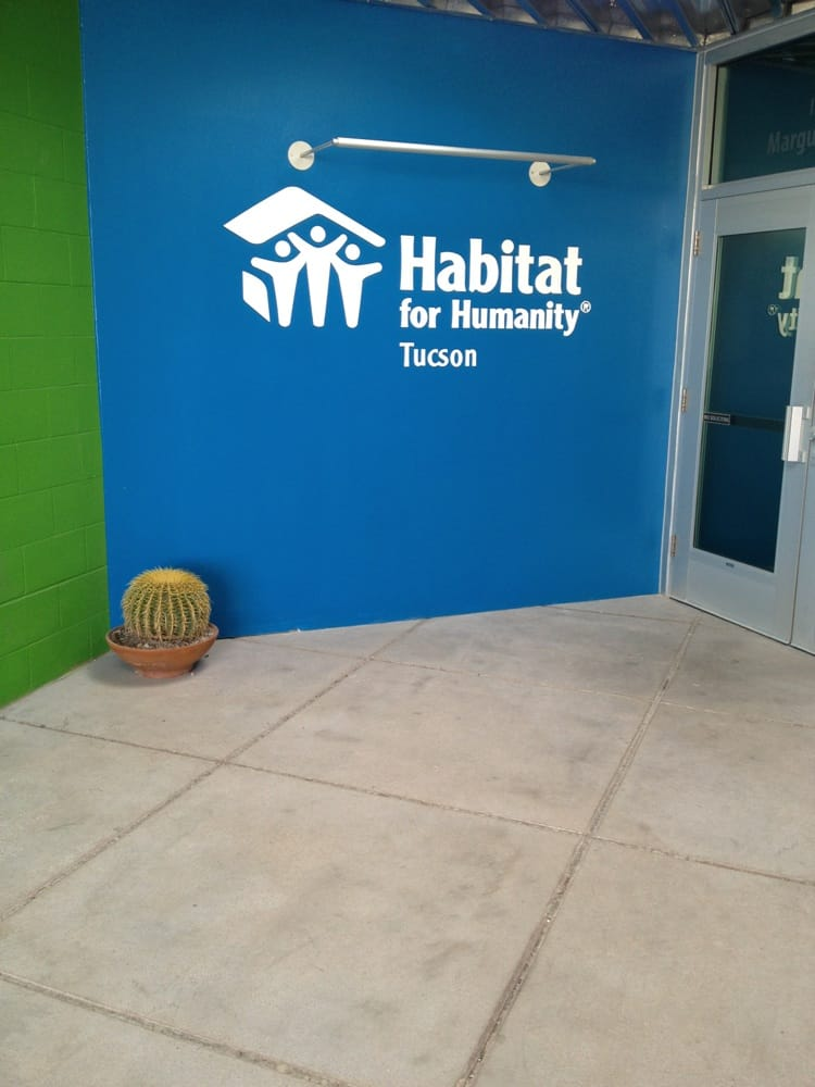 Habitat For Humanity Community Service Non Profit 3501