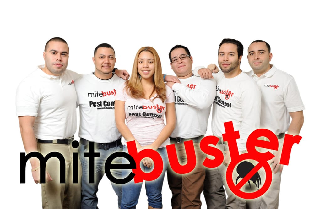 MiteBuster BedBug & Pest Control: 70 W Passaic St, Rochelle Park, NJ