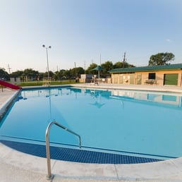 O Dell Harrison Recreation Center Public Services Government 415 Delta Pasadena Tx